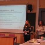 Presentasjon av BUS ved Torsdagsteamet