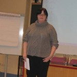 Studentassistent i BUS Vigdis Aaland